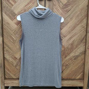 Banana Republic Factory Sleeveless Turtleneck